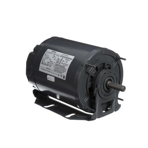 ARB2034L2 Century 1/3 hp 1725 RPM 48 Frame 115/208-230V Belt Drive TEAO Blower Motor Century # ARB2034L2