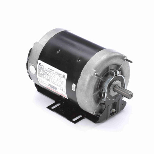 ARB2036SL Century 1/3 hp 1140 RPM 56 Frame 115/208-230V Belt Drive Blower Motor Century Ball Brg # ARB2036SL