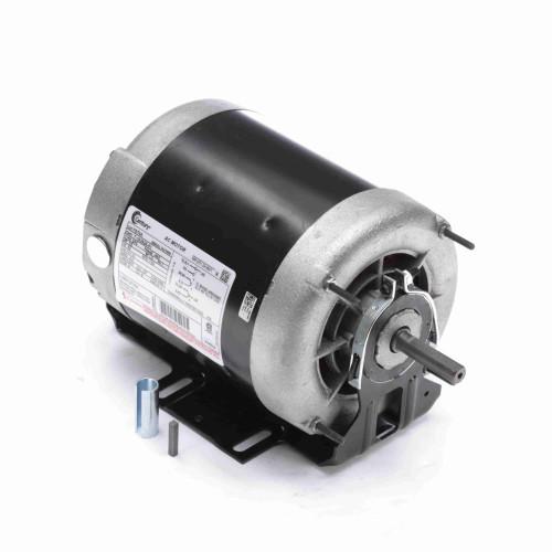 1/2 hp 1725 RPM 56Z Frame 115V Belt Drive Blower Motor Century # F670A