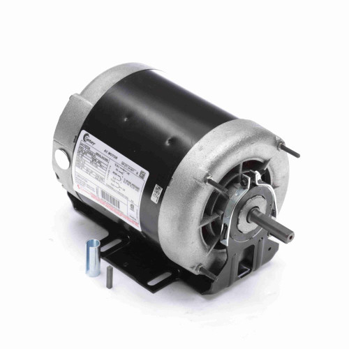 1/2 hp 1725 RPM 56Z Frame 115V Belt Drive Blower Motor Century # F670A