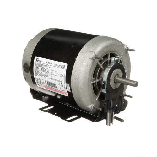 SGF2034V3 Century 1/3 hp 1725 RPM 2-SPD 56Z Frame 115V Belt Drive Blower Motor Ball Brg Century # SGF2034V3