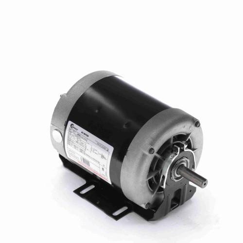1/3 hp 1725 RPM 2-SPD 56 Frame 115V Belt Drive Blower Motor Century # F674