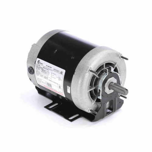 1/3 hp 1725 RPM 2-SPD 56 Frame 115V Belt Drive Blower Motor Century # F390