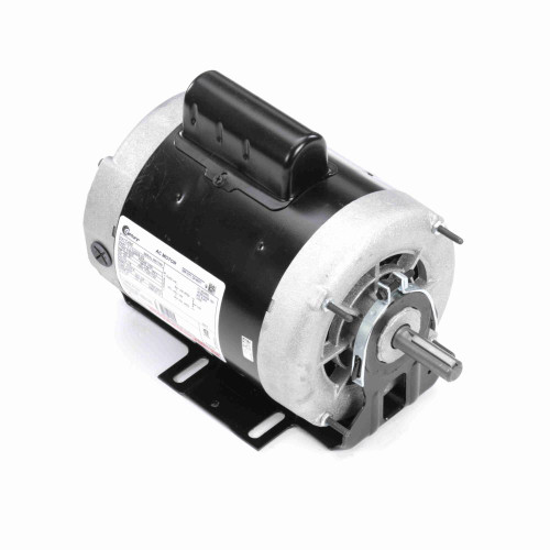 3/4 hp 1725 RPM 2-SPD 56 Fr 115V Belt Drive Blower Mtr Cap Start Century # C435