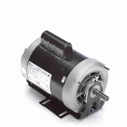 3/4 hp 1725 RPM 2-SPD 56 Fr 115V Belt Drive Blower Mtr Cap Start Century # C533