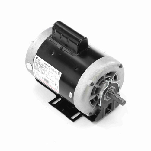 3/4 hp 1725 RPM 2-SPD 56 Fr 115V Belt Drive Blower Mtr Cap Start Century # C741V1