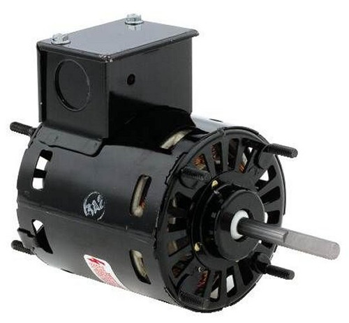 "Fasco D1142 Motor | 1/15 hp 1500 RPM CW 3.3"" dia. 115/230V (McQuay BA2H015)"