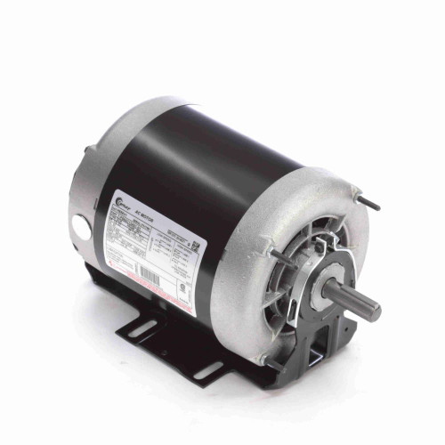 1/2 hp 1725 RPM 2-SPD 56 Fr 460V Belt Drive Blower Motor 3-Phase Century # H656V1