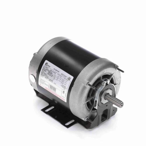 H717V1 Century 1 hp 1725 RPM 2-SPD 56 Fr 200-230V Belt Drive Blower Motor 3-Phase Century # H717V1