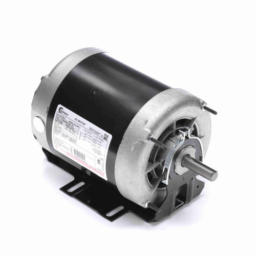 1 hp 1725 RPM 2-SPD 56 Fr 460V Belt Drive Blower Motor 3-Phase Century # H718V1