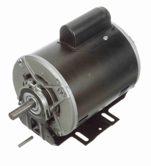 C403V2 Century 1/3 hp 1725 RPM 56 Frame 115/208-230V Belt Drive Cap Start Blower Motor