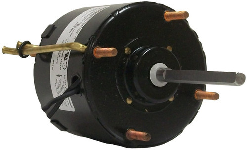"Fasco D1151 Motor | 1/40 hp 1500 RPM CCW 3.3"" Diameter 115 Volts"
