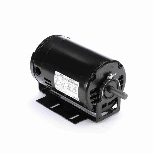 BK1072 Century 3/4 hp 3450 RPM 56 Frame 115/208-230V Belt Drive Cap Start Blower Motor Century # BK1072