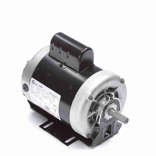 B593 Century 3/4 hp 3450 RPM 56 Frame 115/208-230V Belt Drive Cap Start Blower Motor Century # B593