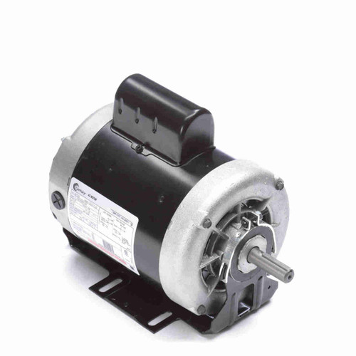B594 Century 3/4 hp 3450 RPM 56 Frame 115/208-230V Belt Drive Cap Start Blower Motor Century # B594