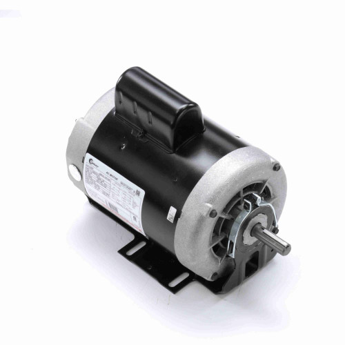 C527 Century 3/4 hp 1725 RPM 56 Frame 115/230V Belt Drive Cap Start Blower Motor Century # C527