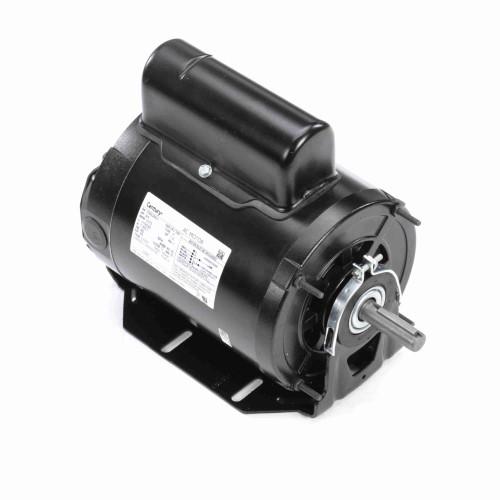 C060 Century 3/4 hp 1075 RPM 56 Frame 115/230V Belt Drive Cap Start Blower Motor Century # C060