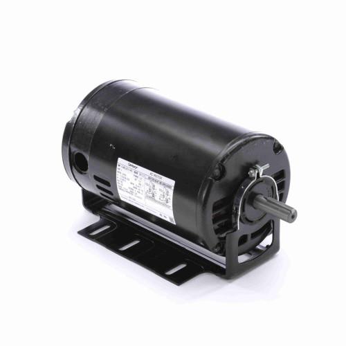 1 hp 3450 RPM 56 Frame 115/208-230V Belt Drive Cap Start Blower Motor Century # BK1102