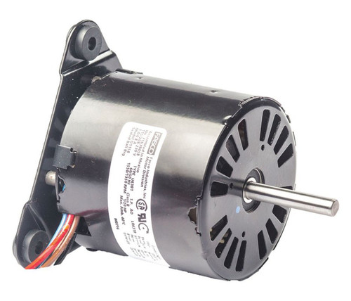 "1/20 hp 1550 RPM CW 3.3"" Diameter 115/208-230V (Krack) Fasco # D1158"