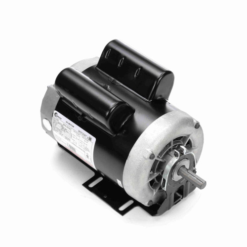 1.5 hp 1725 RPM 56 Frame 115/208-230V 60 hz Belt Drive Cap Start Blower Motor Century # C621