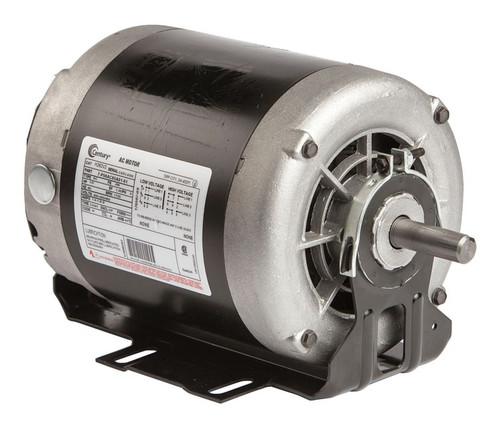 H262V2 Century 1/3 hp 1725 RPM 56 Frame 200-230/460V Belt Drive Blower Motor Century # H262V2