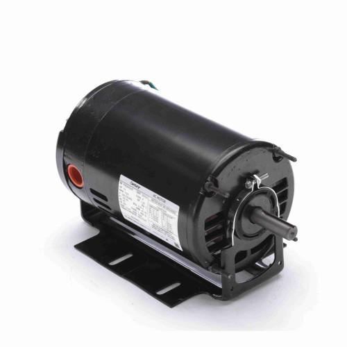 1/2 hp 1725 RPM 56 Frame 208-230/460V Belt Drive Blower Motor Century # BK3054V1