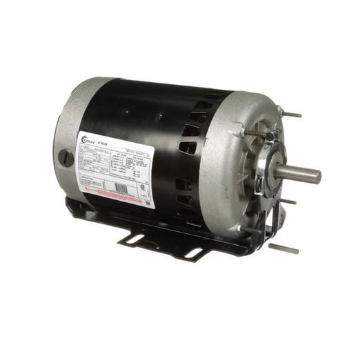 1/2 hp 3450 RPM 56 Frame 208-230/460V Belt Drive Blower Motor Century # H840