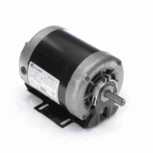 H464 Century 1 hp 3450 RPM 56 Frame 200-230/460V Belt Drive Blower Motor Century # H464