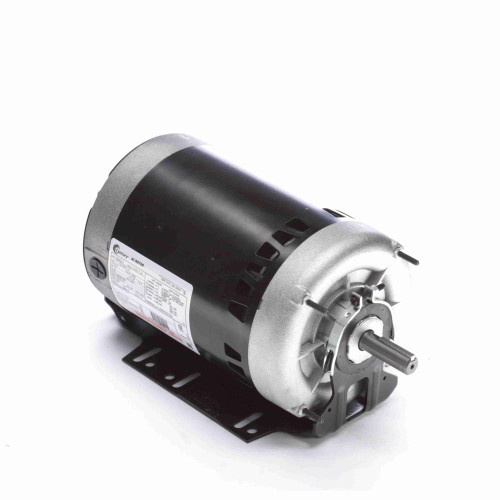 H842V1 Century 1 hp 3450 RPM 56H Frame 200-230/460V Belt Drive Blower Motor Century # H842V1