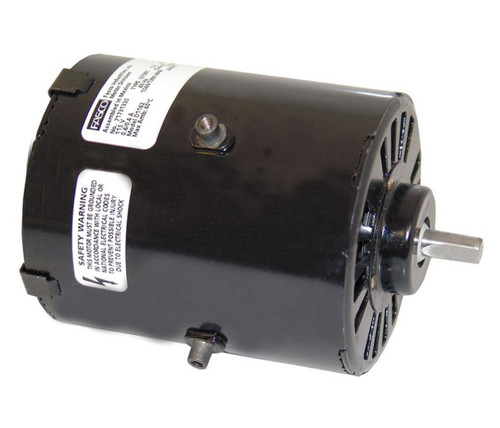 "1/100 hp 1500 RPM 3.3"" diameter 115V Fasco # D1162"