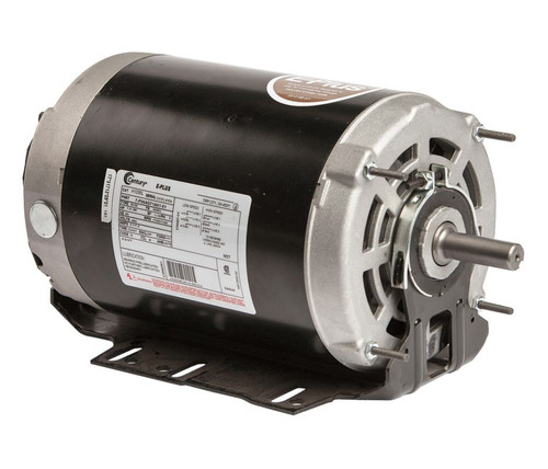 H1035L Century 1.5 hp 1725/1140 RPM 56H Frame 460V Belt Drive Blower Motor Century # H1035L