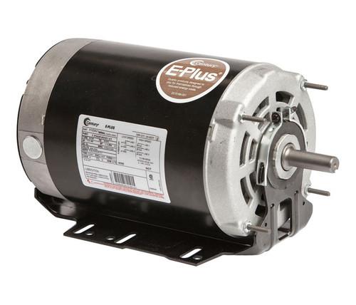 H1034V1 Century 1.5 hp 1725/1140 RPM 56H Frame 200-230V Belt Drive Blower Motor Century # H1034V1