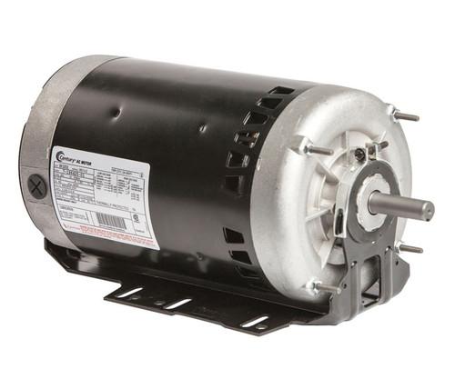 BK3202L Century 2 hp 3450 RPM 56H Frame 200-230/460V Belt Drive Blower Motor Century # BK3202L