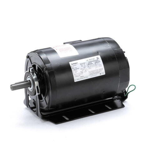 RB3204 Century 2 hp 1725 RPM 56H Frame 208-230/460V Belt Drive Blower Motor Century # RB3204