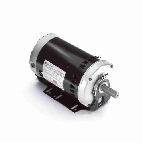 H845 Century 3 hp 3450 RPM 56HZ Frame 200-230/460V Belt Drive Blower Motor Century # H845