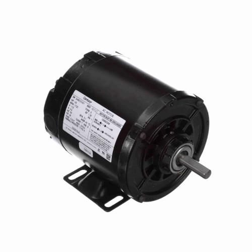 OS2014LA Century 1/6 hp 1725 RPM 48 Frame 115V Split Phase Rigid Base Motor Century # OS2014LA