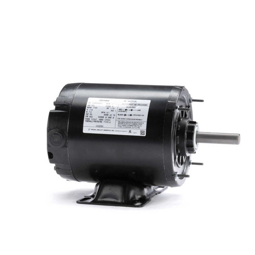 OS2050 Century 1/2 hp 1725 RPM 56Z Frame 115V Split Phase Rigid Base Motor Century # OS2050