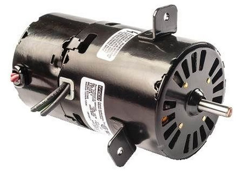 "Fasco D1169 Motor | 1/10 hp 3000 RPM CCW 3.3"" Diameter 208-230 Volts (Singer)"