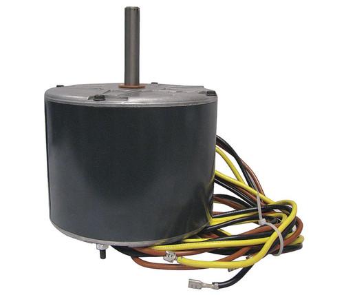 3S050 | Carrier Condenser Motor 5KCP39HFWB02S 1/4 hp, 1100 RPM, 208-230V Genteq