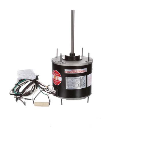 ORM5488BU Century 1/3-1/8 HP 825 RPM, 80°C, 208-230V HeatMaster Ultra Condenser Motor