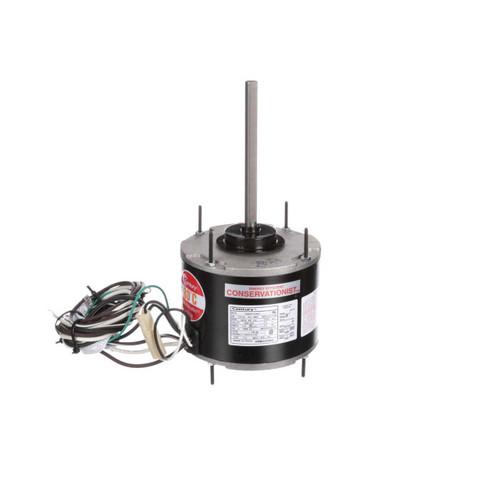 ORM5458BU Century 1/3-1/6 HP 1075 RPM, 80°C, 208-230V HeatMaster Ultra Condenser Motor