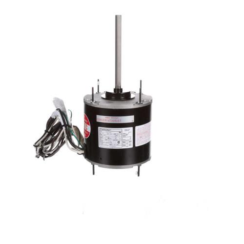 1/3 hp 825 RPM, 80°C, 208-230V HeatMaster Ultra Condenser Motor Century # FE1038SU