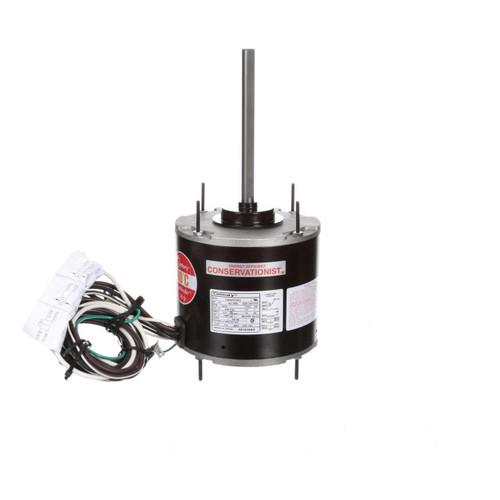 1/3 hp 1075 RPM, 80°C, 208-230V HeatMaster Ultra Condenser Motor Century # FE1036SU