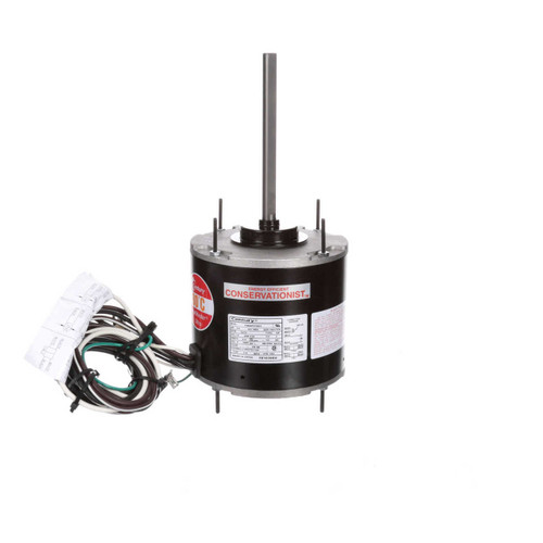 FE1036SU Century 1/3 hp 1075 RPM, 80°C, 208-230V HeatMaster Ultra Condenser Motor Century # FE1036SU