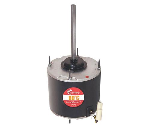 FE1056SU Century 1/2 hp 1075 RPM, 80°C, 208-230V HeatMaster Ultra Condenser Motor Century # FE1056SU