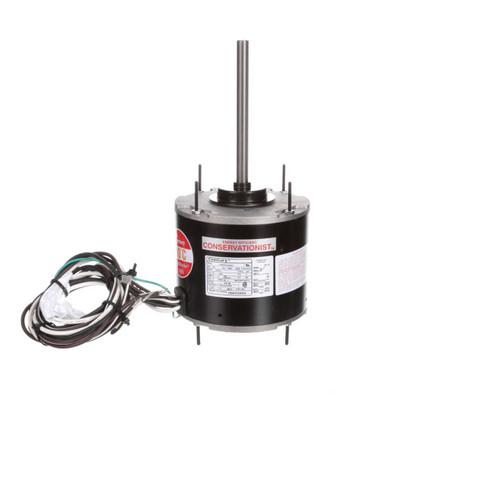 1/4 hp 1075 RPM, 80°C, 460V HeatMaster Ultra Condenser Motor Century # FEH1026SU