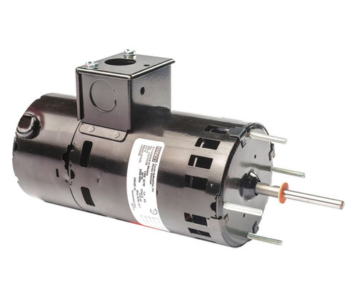 "Fasco D1171 Motor | 1/15 hp 3000 RPM CCW 3.3"" Diameter 460 Volts (York 024-24115-004)"
