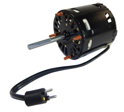 "1/20 hp 1550 RPM CW 3.3"" Diameter 115V (Heatcraft) Fasco # D1133"