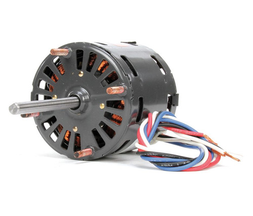 4YU32 Dayton 1/30 HP Direct Drive Blower Motor 1550 RPM, 3-Spd 115V