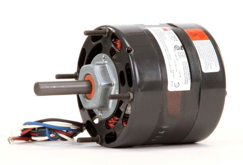 1AGF8 Dayton 1/20 HP Direct Drive Blower Motor 1550 RPM, 3-Spd 115V